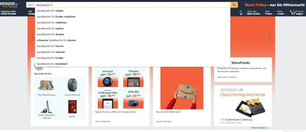 Amazon FBA Produkt finden 5