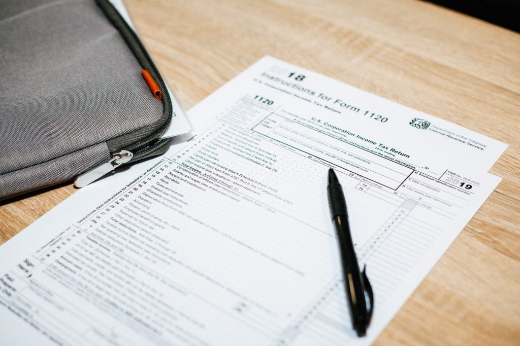 Amazon FBA Steuern Checkliste
