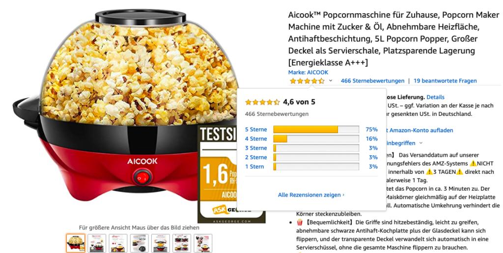 Amazon FBA Bewertungen bekommen