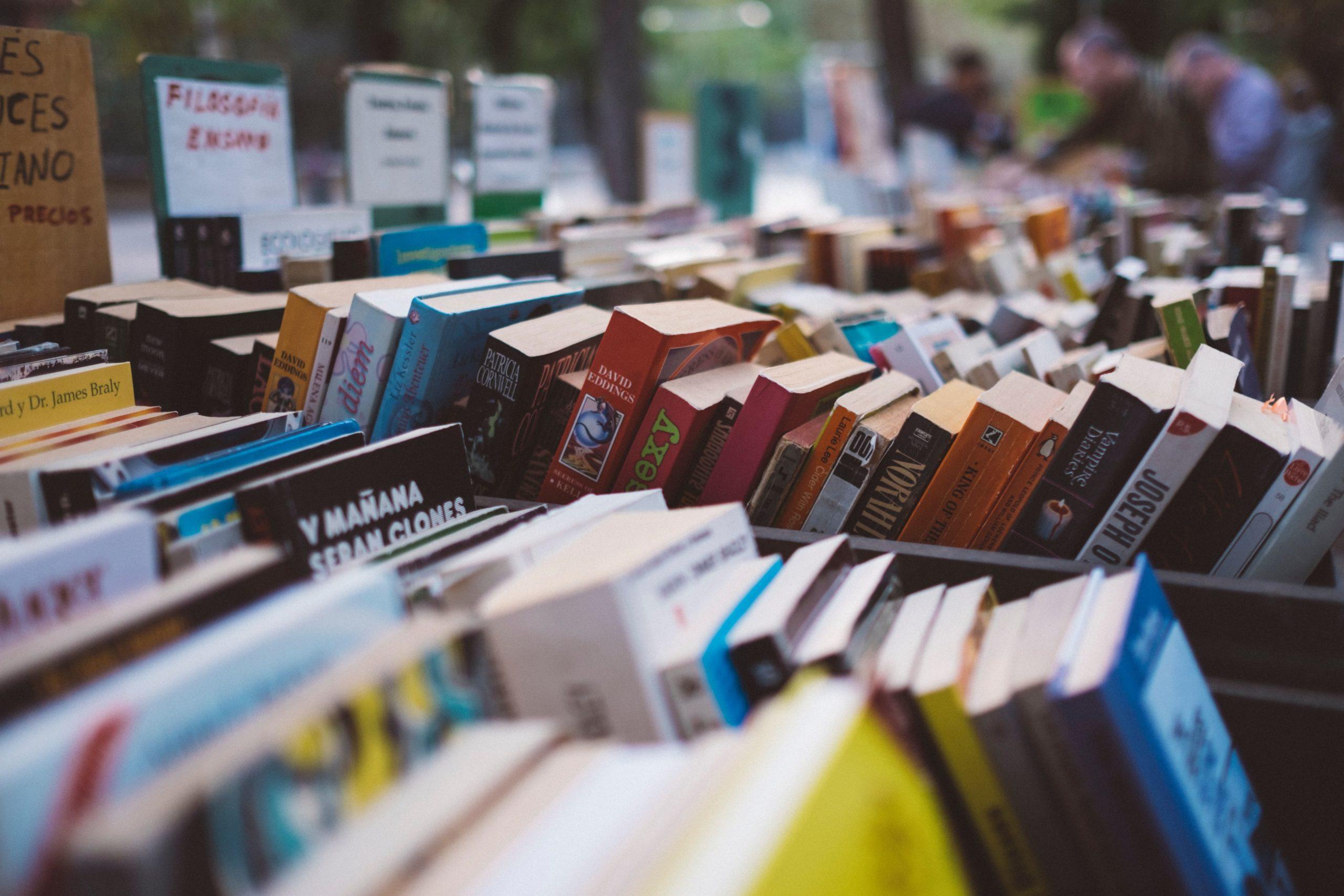 Auf Amazon Bücher verkaufen